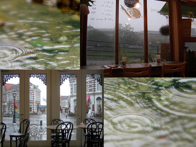 雨音とカフェの音の中で集中しよう!【ツール】